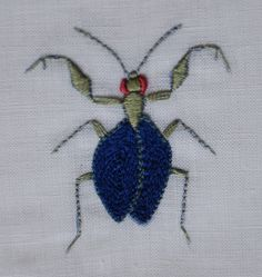 Insect for tablecloth
