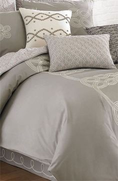 Laundry by Shelli Segal 'Zoe' Duvet Cover available at #Nordstrom