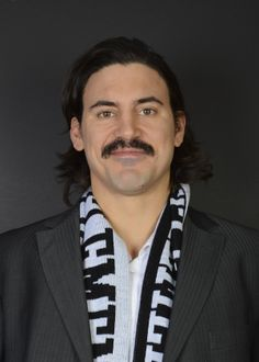 George Parros Mise à jour Movember - 26 novembre 2013 // Movember Update - November 26, 2013 #MoHabsMo Movember, Montreal Canadiens, Hockey, Blue Line, 2013, Madness, Sports, Hs Sports, Field Hockey