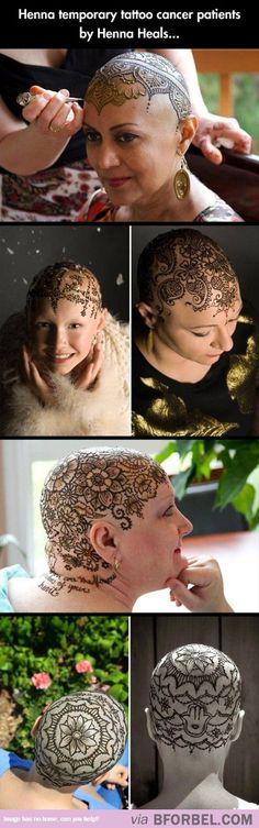 Henna for cancer