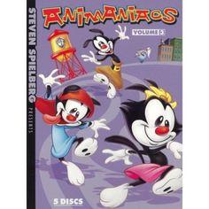 Warner Brothers Steven Spielberg Presents Animaniacs: Vol. 3 Dvd from Warner Bros.