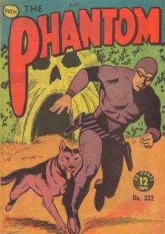 .Phantom Comic. v@e.