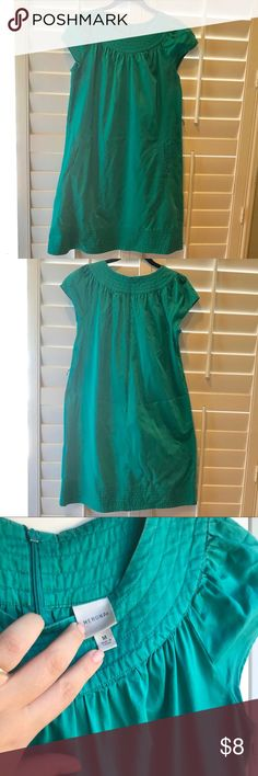 bb08dfb312a Cap Sleeve Teal Dress This beautiful teal dress is comfortable and  versatile! I love the