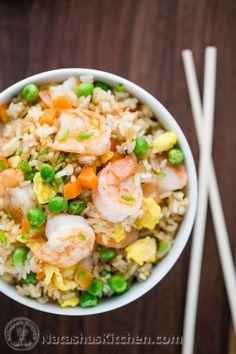 Shrimp Fried Rice Recipe post image