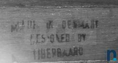 signature Gunnar Nielsen Tibergaarrd denmark