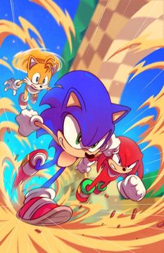 The official raw cover for Sonic the Hedgehog Issue 1 (IDW) that was sold exclusively at Superstars! Drawn by Edwin Huang! Sonic the Hedgehog 1 (IDW) Superstar Variant Hedgehog Art, Sonic The Hedgehog, Sonic Unleashed, Sonic Fan Art, Game Character, Character Design, Marshmello Wallpapers, Classic Sonic, Sonic Mania