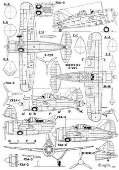 Indoor, Peanut Scale Model Airplane Plans : Plans