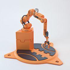 industrial robot max
