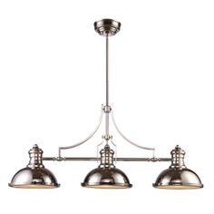 Elk Lighting 66115-3 Collection Island & Billiard Lighting
