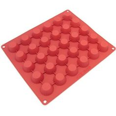 $16  Freshware 30-Cavity Silicone Chocolate,Candy and Peanut Butter Cup Mold: Amazon.com: Kitchen & Dining