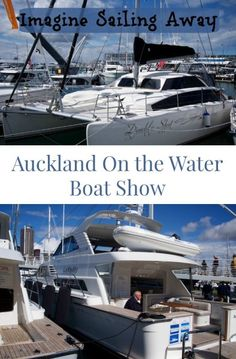 Auckland on the Water Boat Show 2015 - New Zealand