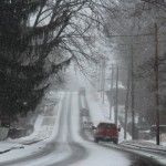 Historic downtown Rogersville is beautiful any time of the year, but snow really brings out the best in Tennessee's second oldest city.