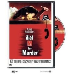 """""""Dial M for Murder"""" starring Ray Milland, Grace Kelly (1954)"""