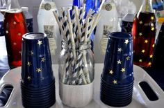 Twinkle Star Space 2nd Birthday Little Boy Girl Party Planning Ideas