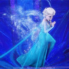 Sure this movie got kind of overplayed but, seriously. The animation in Frozen was amazing! Especially in the let it go sequence, how the light reflected off the ice and stuff! Epic!