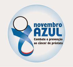 """Campanha """"Novembro Azul"""" alerta homens sobre o câncer de próstata. http://www.souzaarte.com/#!untitled/cnfd"""