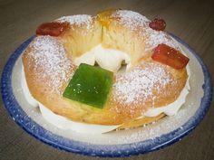 Receta del Roscón de Reyes ¡Súper fácil!