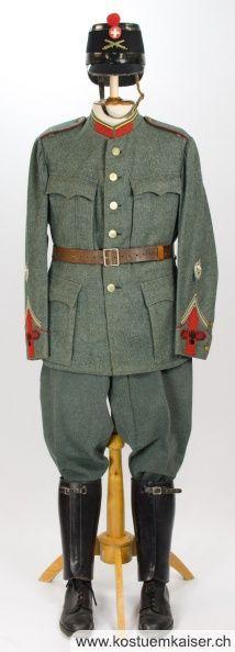 Artillerie Wachtmeister ab 1914