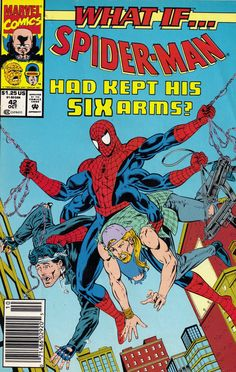 What If Comic Covers | creativegarbagedump: More Comic Book Covers