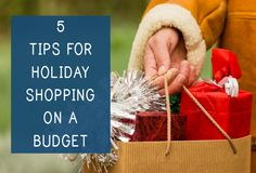 Holiday shopping on a budget #princetonproperties