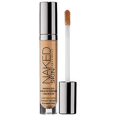 Naked Skin Weightless Complete Coverage Concealer - Urban Decay (light neutral/medium light neutral)