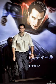 Henry Cavill - Man of Steel Press Conference 8.22.13-Japanese Premiere-07  Henry Cavill attends the Man of Steel press conference at the Grand Hyatt on August 22, 2013 in Tokyo, Japan. Original Source: Keith Tsuji/Getty Images AsiaPac Special editing by tkm.  Join us!  http://www.facebook.com/HenryCavillFans