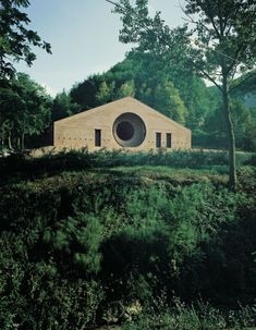 Paolo Zermani: Casa Zermani, Varano, Parma, Italy, 1997