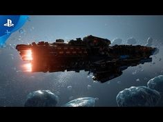 Dreadnought - PlayStation Experience 2016: Announcement Trailer | PS4 - YouTube