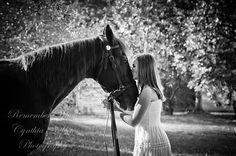 Teen / horse / girl and horse / portrait / photography / VA photographer