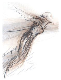 Fri by Runi Langum Fine Art, Abstract, Artwork, Olsen, Inspiration, Style, Kunst, Summary, Biblical Inspiration
