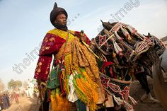Medieval Kanem-Bornu Islamic Caliphate of the Sahel.Northern Nigeria.