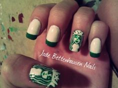 I like the white and green. St. Patrick's Day perhaps?