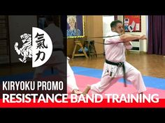 Paul Herbert Dan, highlights from a black and brown belt Kumite session incorporating the use of resistance bands for training upper and lower body contr. Jka Karate, Resistance Band Training, Shotokan Karate, Black And Brown, Youtube, Endurance Workout, Youtubers, Youtube Movies