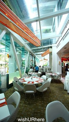 The Line- All Day Dining, Shangri-La Hotel-PC