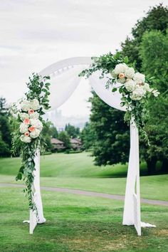 Butter & Bloom, Floral Arch