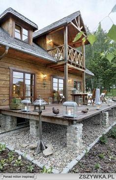 Fern Creek Cottage A In Poland