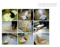 Cardboard Seat on Behance