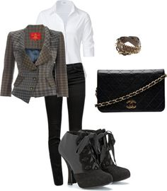 """""""Untitled #190"""" by mariasena on Polyvore"""