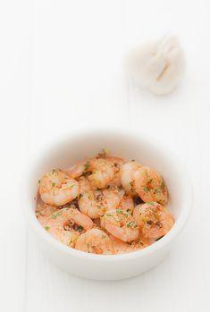 Rezept für Knoblauchgarnelen - Tapas - mediterran-kochen.de