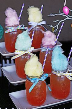 Bunny Tail Cotton Candy Lemonade| The Hopeless Housewife®