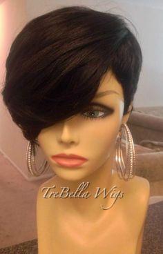 TreBella Full Wigs