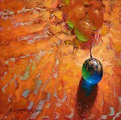 Diverge by David Cheifetz Oil ~ 6 x 6