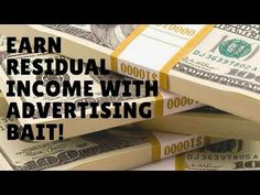 Earn Residual Income With The Advertising Bait Affiliate Program Competitor Analysis, Bait, Programming, Advertising, Company Logo, Youtube, Inspiration, Biblical Inspiration, Computer Programming