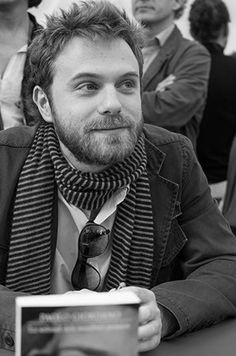 Paolo Giordano (December 19, 1982) Italian writer.