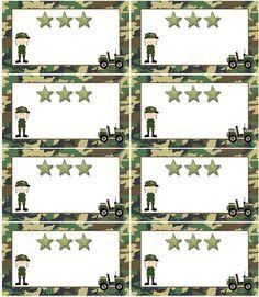 Army Camo Tank Birthday Cake | Free Party Printable – Marvelous Mommy