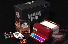 Get a laugh: accordion hero