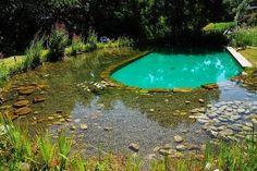Stunning natural pools