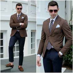 Sport Coat, Chinos, and Loafers