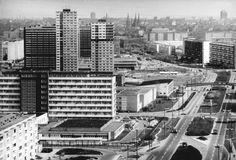 Halle Neustadt April 1982