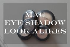 The Small Things Blog: Mac Eyeshadow Look Alike